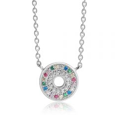 Valiano silver necklace by Sif Jakobs