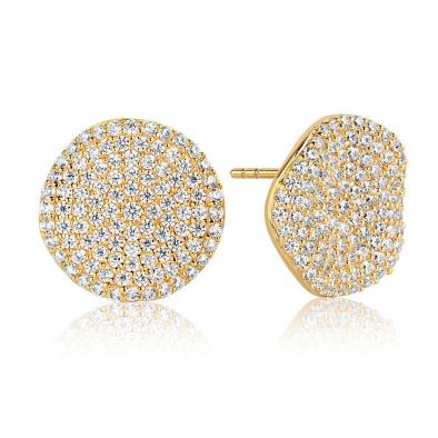 9 Glorious Yellow Gold Earrings