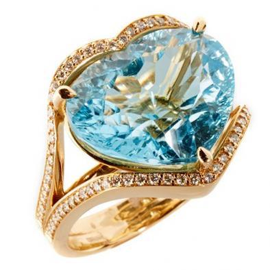 Trendwatch: Coloured Gemstones