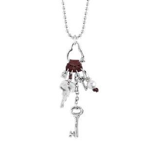 Keys on a pendant