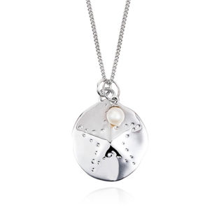 Mothers day mermaid necklace