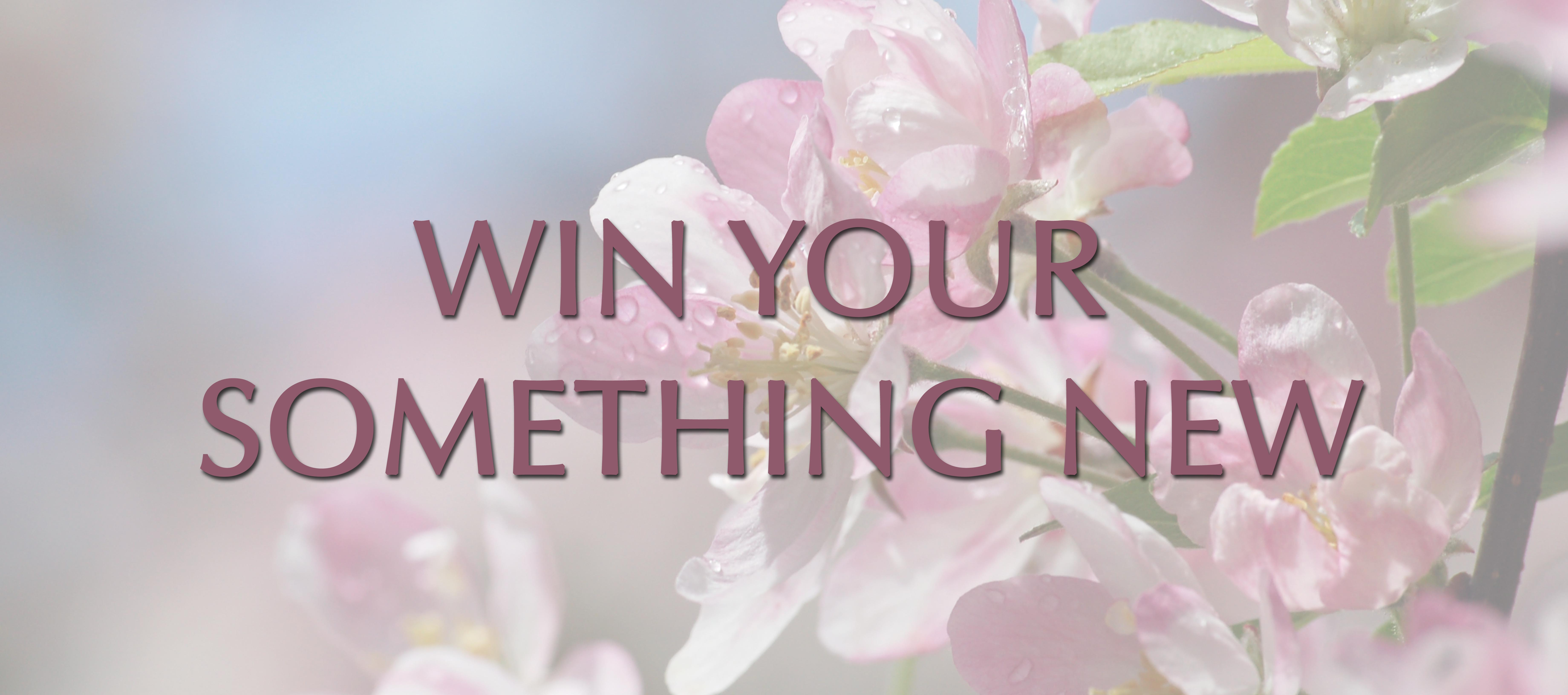 Win Your Something New