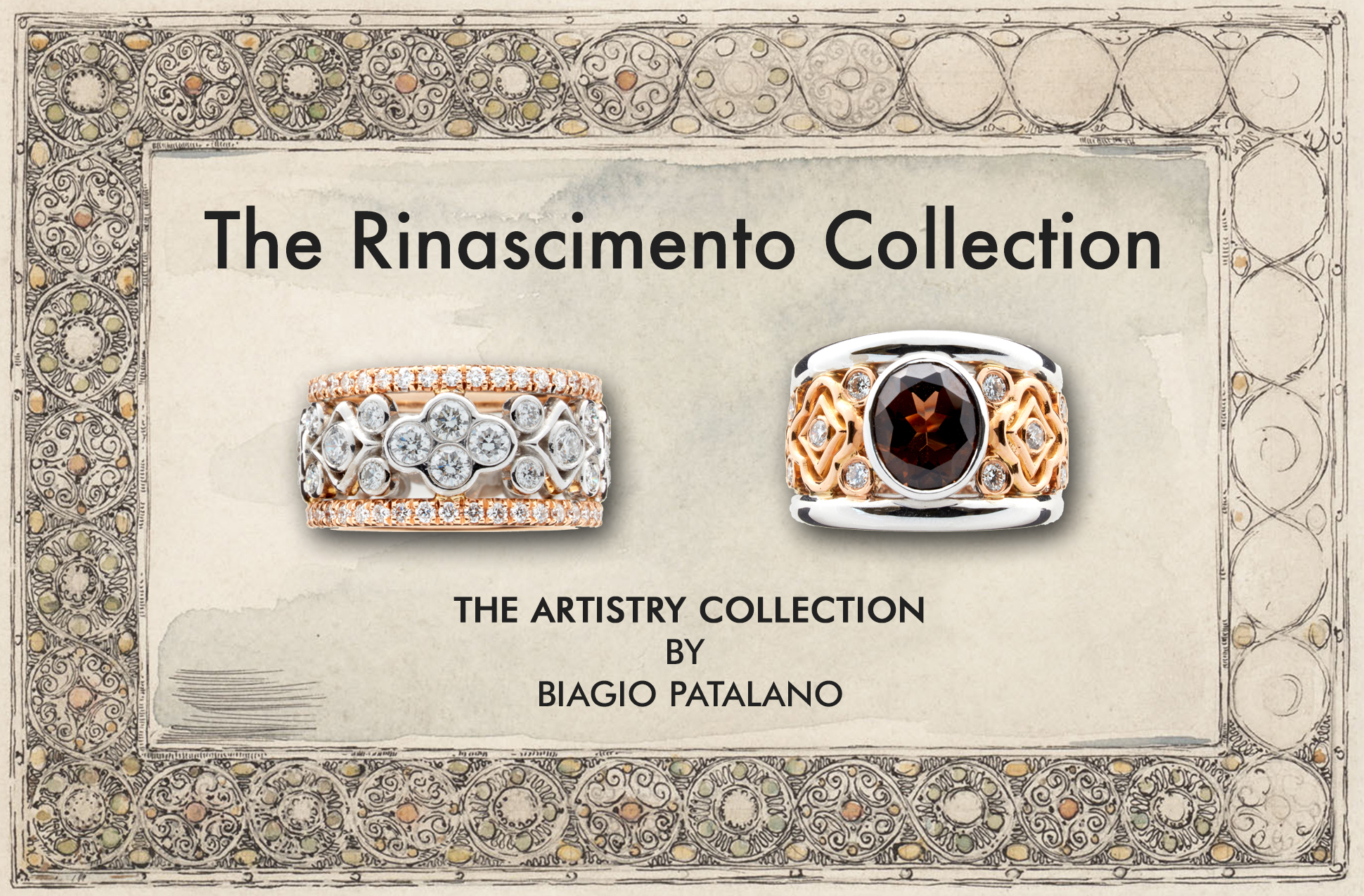Rinascimento: Jewellery Inspired by the Art of the Renaissance Garden